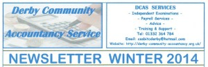 Winter Newsletter2014