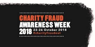 charity fraud awareness week 2018