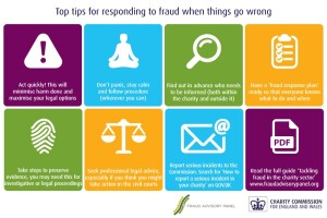 Fraud Top Tips